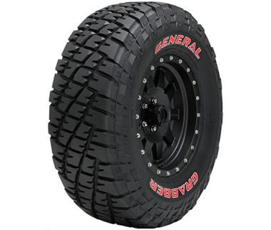 General GRABBER Extreme Traction Tires