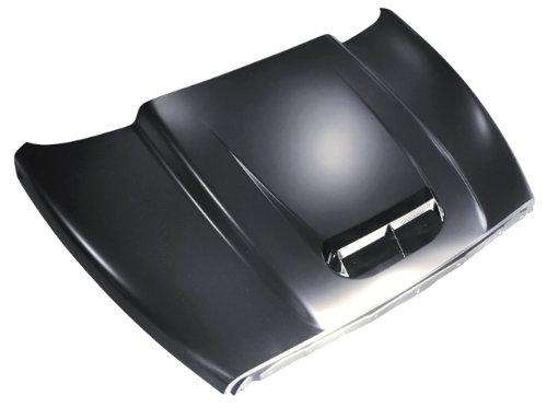 Ram Air Cowl Induction Hood : Dodge ram cowl hood air style keyparts