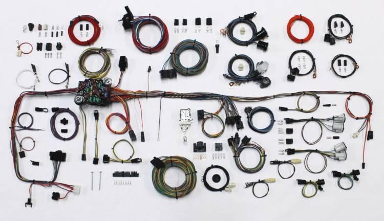 1983-1987 Chevy Truck Wiring Harness | GMC Truck Wiring KitCarolina Classic Trucks