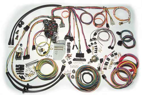 on 1957 Chevy Wiring Kits