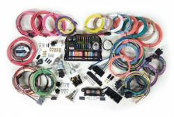 american autowire wiring harnesses with free shipping from carolina rh carolinaclassictrucks com Scosche Wiring Harness Diagrams Ford auto wiring harness kits/speedway