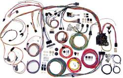 American Autowire Wiring Harness Kits Truck Wiring Harnesses