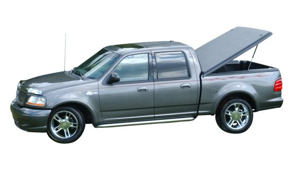 Winch Bumpers Ford 00-04 Ford F-150 Super Crew Heritage Crew Cab Short Bed Undercover ...