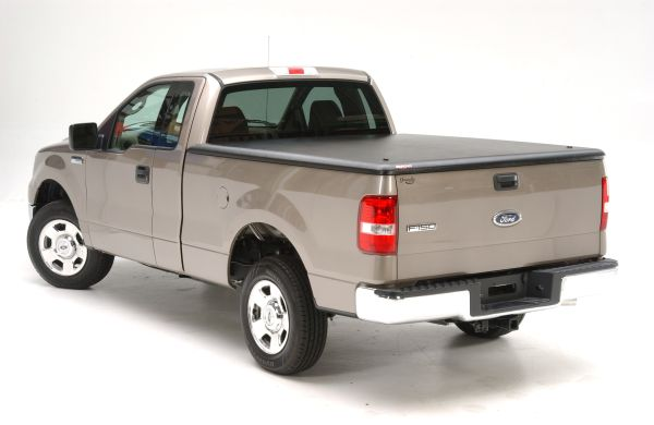 Ford Undercover Tonneau Cover: Hard Truck Bed Cap