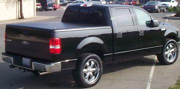 Undercover Tonneau Covers: Hard Truck Bed Cap