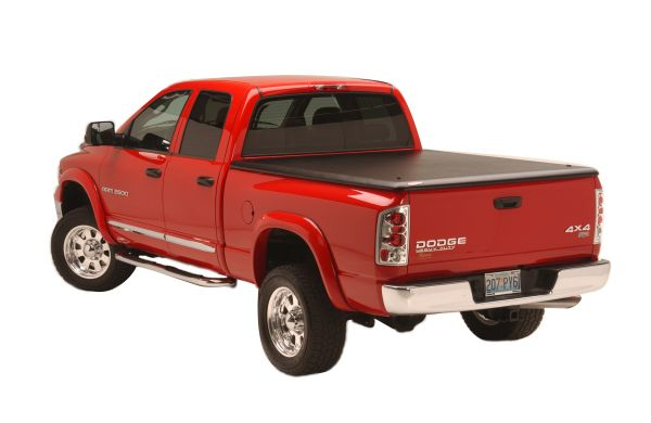 Dodge Undercover Tonneau Cover: Hard Truck Bed Cap
