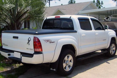 05 Up Toyota Tacoma Quad Cab Short Bed W Multi Track