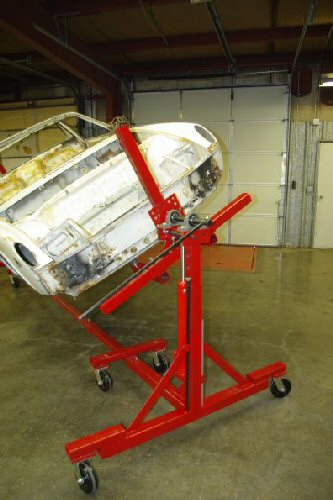 Brothers Diesel Performance >> Auto Rotisserie w/o Jacks- Please email for shipping quote. Merrick Machine M998080
