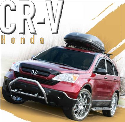 Honda CR V Parts And Accessories