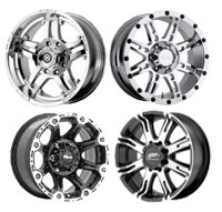 Custom Wheels, Truck Wheels, and Off Road Wheels