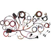 American Autowire Wiring Harnesses